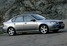 Subaru Legacy - 3.0R Executive (2004)