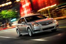 Subaru Legacy - 2.0D Sport Executive (2009)