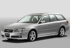 Subaru Legacy SW - 3.0R Luxury (2004)