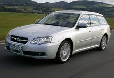 Subaru Legacy SW - 2.0D Luxury (2004)