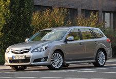 Subaru Legacy SW - 2.0i Executive (2009)