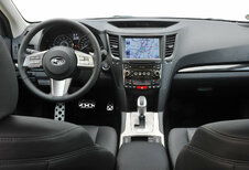 Subaru Legacy SW - 2.0D Sport Executive (2009)