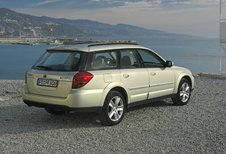 Subaru Outback - 2.5i Luxury (2004)