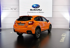 Subaru XV - 1.6i Luxury (2012)