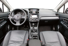 Subaru XV - 1.6 Intro Lineartronic CVT (2014)