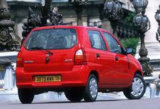 Suzuki Alto 5p - 1.1 GL (2002)