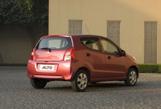 Suzuki Alto 5p - 1.0 Grand Luxe Air (2009)