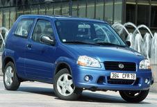Suzuki Ignis 3p - 1.3 GL (2000)