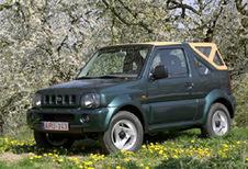 Suzuki Jimny 2p - 1.3 JLX (2000)
