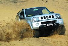 Suzuki Jimny 3p - 1.5 DDiS JLX X-Citement (1998)