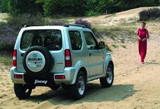 Suzuki Jimny 3p - 1.3 JLX (1998)