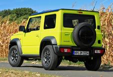 Suzuki Jimny 3p - 1.5 GL (2020)