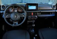 Suzuki Jimny 3p - 1.5 GLX (2020)