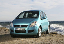 Suzuki Splash - 1.2 Grand Luxe Xtra (2008)