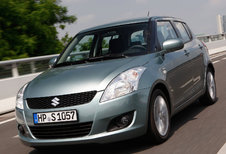 Suzuki Swift 5p 1.2 Grand Luxe Xtra (2010)