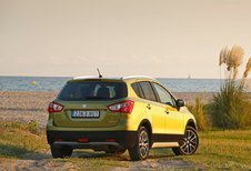 Suzuki SX4 S-Cross - 1.6 Grand Luxe + Business Pack (2014)