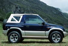 Suzuki Vitara 3p - 2.0 HDi JLX Airco (1988)