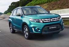 Suzuki Vitara 5p - 1.6 Grand Luxe (2015)