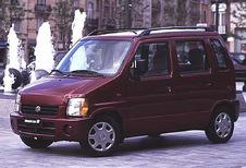 Suzuki Wagon-R - 1.2 GL A (1998)