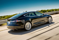 Tesla Model S - 85kWh Performance (2014)