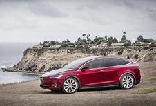 Tesla Model X - 90kWh (Dual Motor) (2016)