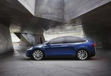Tesla Model X - 90kWh (Dual Motor) Signature Performance (2016)