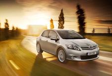 Toyota Auris 3d - 1.6 Valvematic Linea Sol (2007)