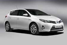 Toyota Auris 5p - 1.4 D-4D (2012)