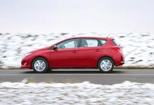 Toyota Auris 5d - 1.8 VVT-i Hybrid CVT Premium HSD (2014)