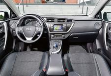 Toyota Auris 5d - 1.8 VVT-i Hybrid CVT Optimal Go HSD (2014)