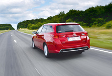 Toyota Auris Touring Sports - 1.4 D-4D Comfort (2013)