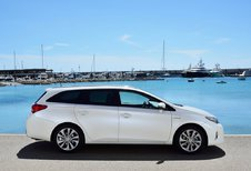Toyota Auris Touring Sports - 1.8 VVT-i Hybrid CVT Optimal Go HSD (2014)