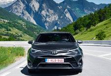 Toyota Avensis Sedan - 1.8 Valvematic Multidrive S Dynamic (2018)