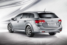 Toyota Avensis Wagon - 2.0 D-4D Executive II (2008)