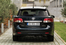 Toyota Avensis Wagon - 2.0 D-4D DPF Skyview (2014)