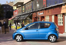 Toyota Aygo 3p - 1.4 D Blue (2005)