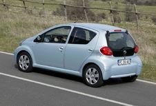 Toyota Aygo 5p - 1.4 D Blue (2005)