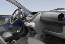 Toyota Aygo 5p - 1.0 VVT-i (2005)