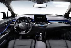 Toyota C-HR - 1.2 Turbo C-Ult Aut. (2017)