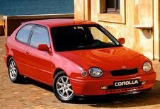 Toyota Corolla 3p - 1.6 G6 (1997)