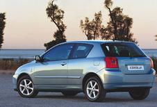 Toyota Corolla 3p - 1.6 VVT-i Linea Sol (2001)