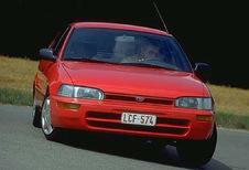 Toyota Corolla 5p - 1.3 XLi (1991)