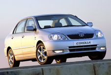 Toyota Corolla Sedan - 1.4 D-4D Linea Terra (2003)
