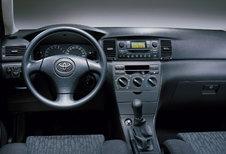 Toyota Corolla Sedan - 1.4 D-4D Silver Line (2003)