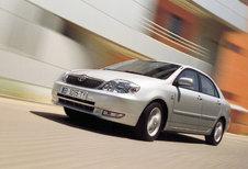 Toyota Corolla Sedan - 1.4 D-4D Linea Luna (2003)