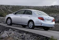 Toyota Corolla Sedan - 1.4 D-4D Terra (2007)