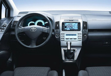 Toyota Corolla Verso - 2.2 D-4D Tribe (2007)