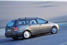 Toyota Corolla Wagon - 1.4 D-4D Linea Sol (2001)