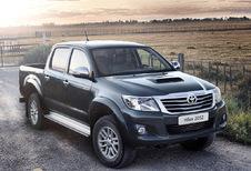 Toyota Hilux 4p - 3.0 D-4D SR (2011)