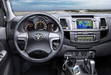 Toyota Hilux 4p - 2.5 D-4D SR (2011)
